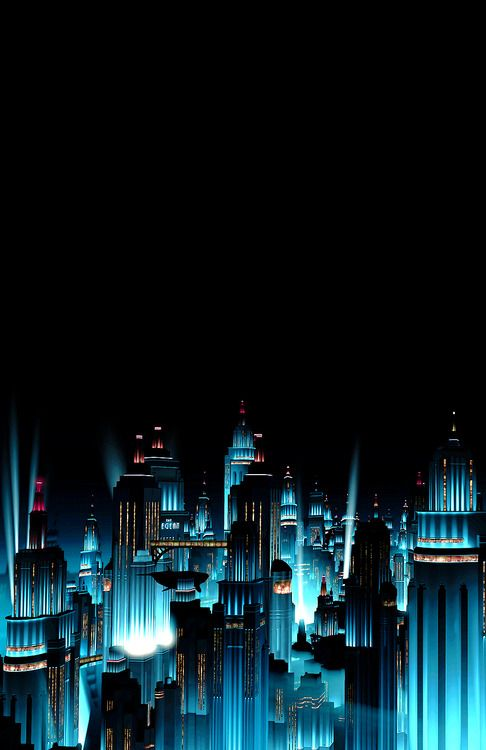 City Scapes Bioshock Art Bioshock Bioshock Rapture