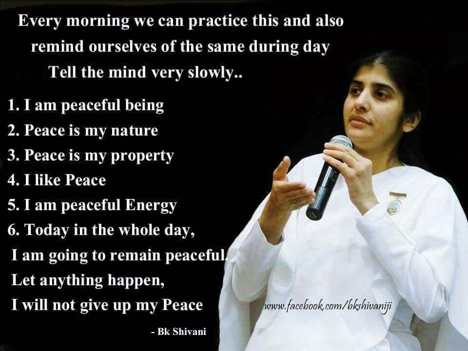 Bk Sister Shivani Quotes In Hindi: Pin By Radhika Shah On Wisdom Of Sister Shivani