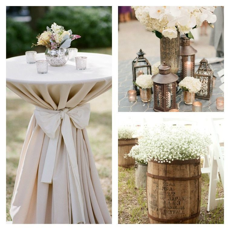 idee deco mariage champetre
