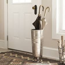 Image result for silver umbrella stand