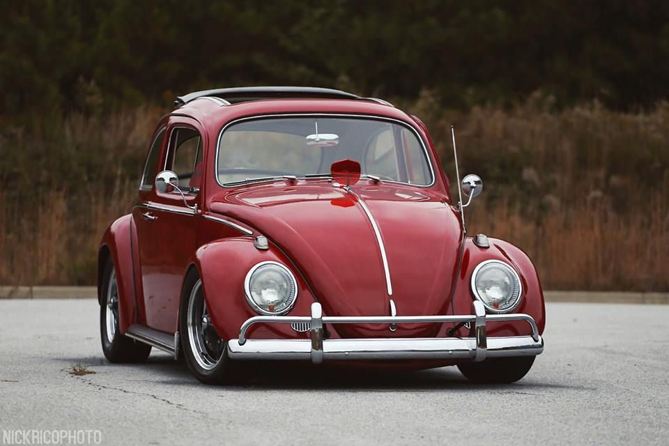 Royal Red Vw