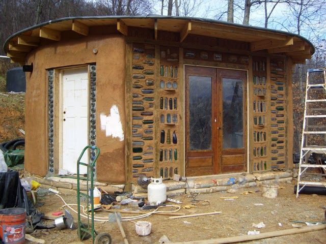 Earthbag Building Round House Round House Natural Building Earth Homes