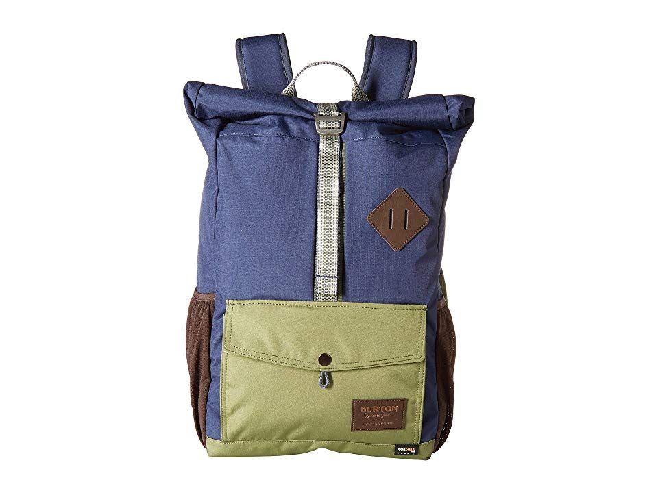 Burton Export Pack (Mood Indigo Ripstop Cordura) Backpack