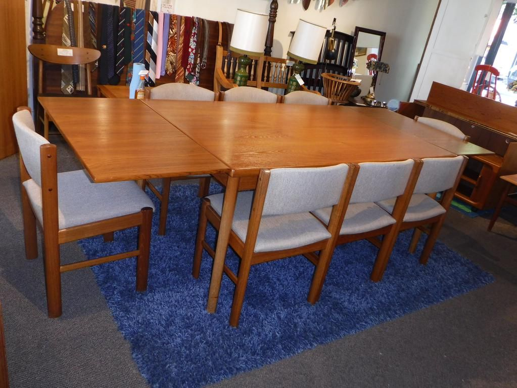 Charmaine S On Twitter Teak Chairs Draw Leaf Table Furniture