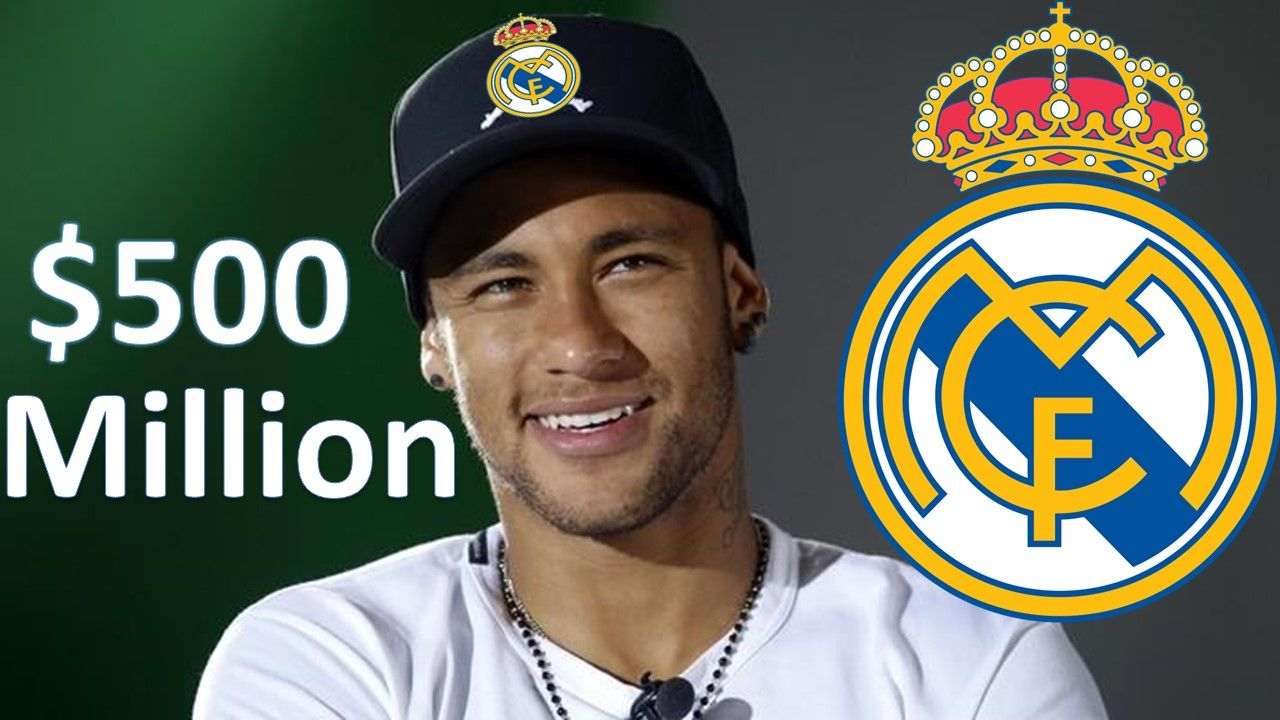 Neymar Is Going To Real Madrid Top Predictions For World Cup 2018 Rumors