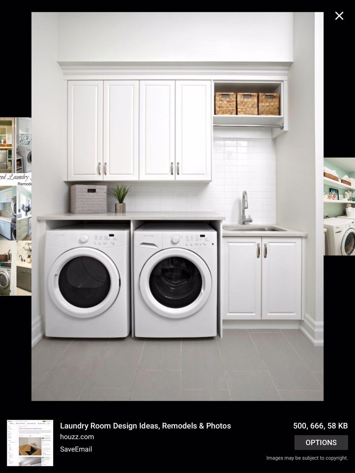 Laundry Room Planner