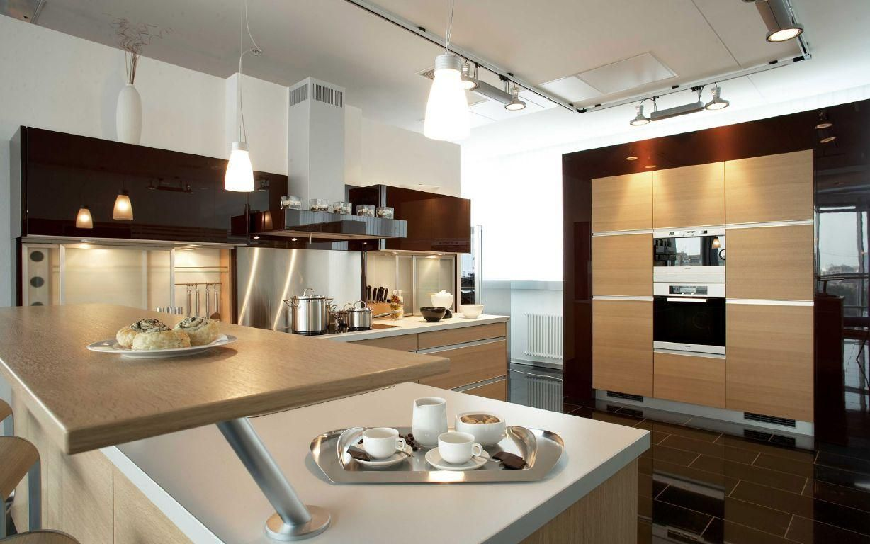 4 Ways To Get The Right Position for Kitchen Lighting Ideas Http. Modern Kitchen Interior Design Ideas. Inside A Mansion Modern Kitchen New Modern Home Designs Fresh. The Attractiveness Of The Best House Remodeling Ideas Http