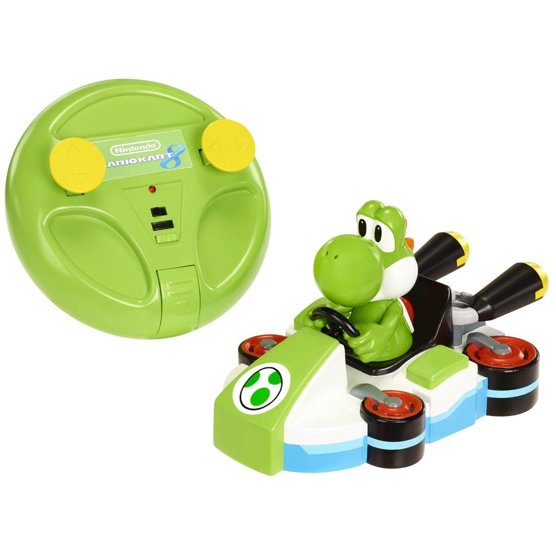 BARGAIN Nintendo Mario Kart 8 IR Wall Climbers Yoshi NOW £16.24 At Amazon - Gratisfaction UK Bargains #mario #nintendo #yoshi
