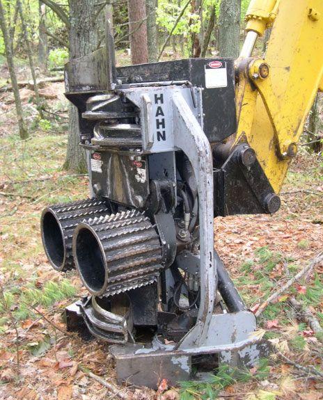Hahn Firewood Processor Hdp160 Ekkor 2019