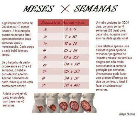 Meninas Me Ajudem Pfv Marco De 2016 Semanas Da Gestacao 7