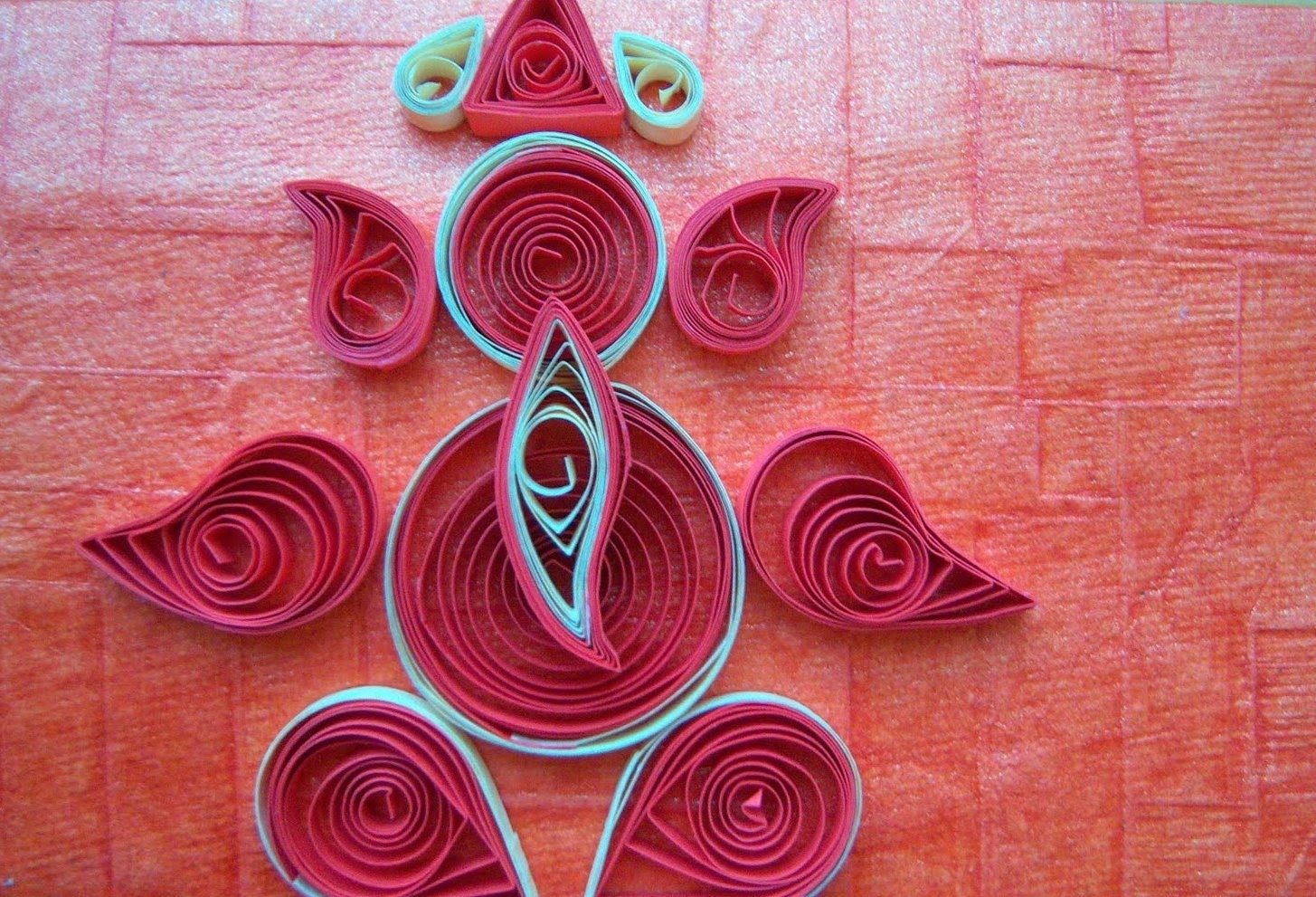 Quilling Made Easy # How to make beautiful Sri Ganesh ...