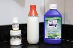 receitas de desodorante natural