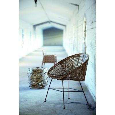 Retro lounge tuoli ryhmHouse Doctor