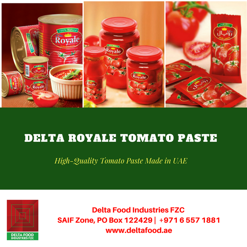 High-quality tomato paste sourced from reputable producers ...