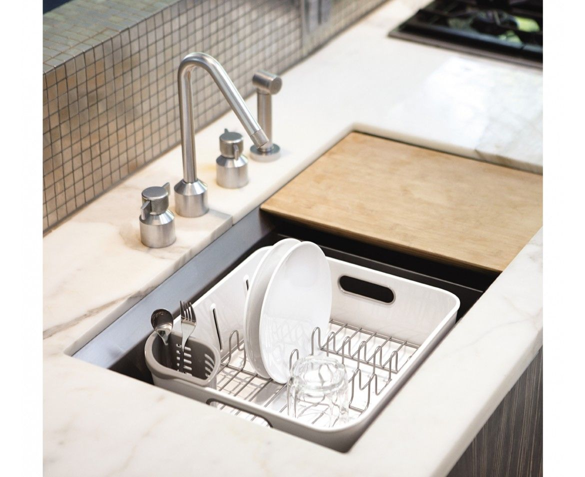 Compact dishrack white | Pinterest | Compact, Kitchen accessories ...