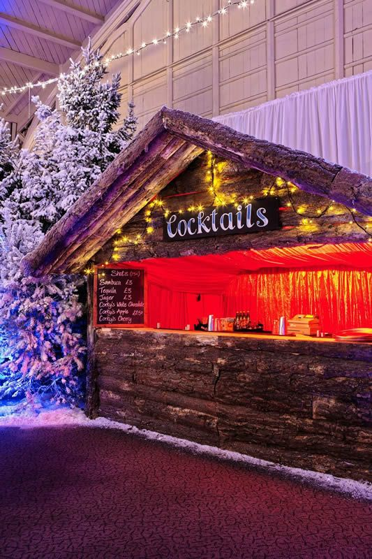 Ordinary Christmas Party Ideas Bristol Part - 4: Narnia Themed #ChristmasParty Nights, The Passenger Shed, #Bristol  #SouthWest