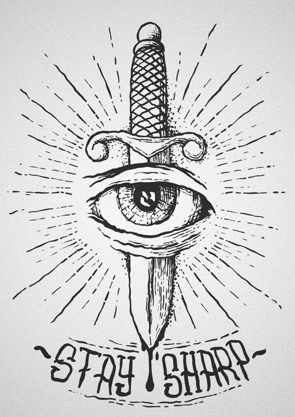 Knife Tatuajes Tradicionales Arte Del Tatuaje Tatuajes De Flash