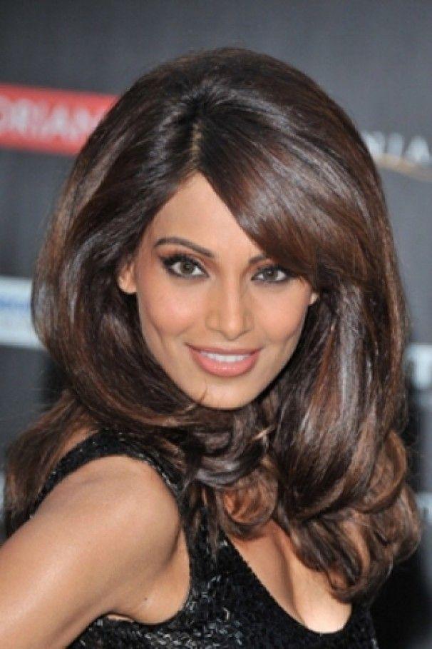 Summer Beauty Inspiration Bipasha Basu Hair Nails Makeup