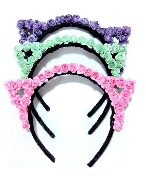 67d7fa94896e1 via My Darling Rainbow http   mydarlingrainbow.tumblr.com Ear Headbands