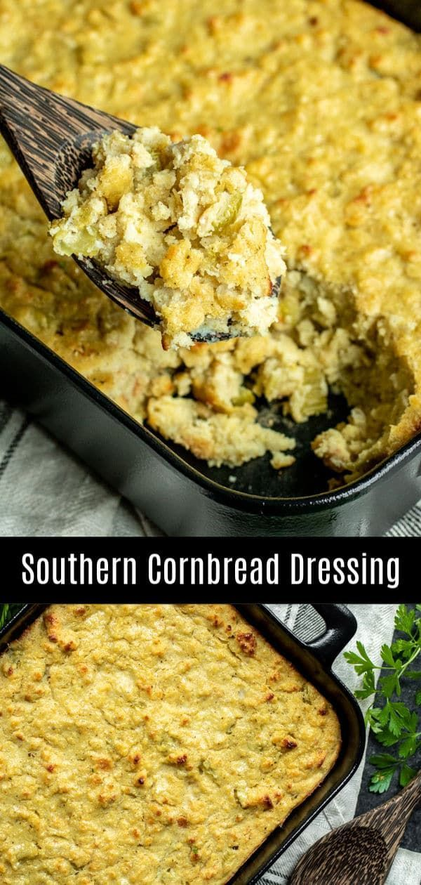 Southern Cornbread Dressing | Home. Made. Interest.