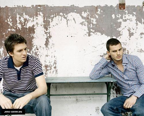 Jamie and David Alexander (Sons of Jim): X | Jamie Dornan News