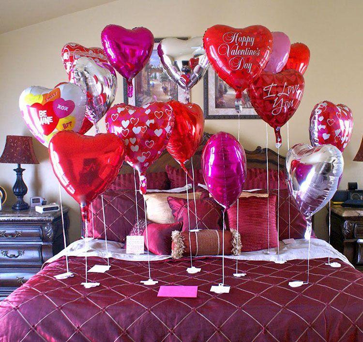 5 ideas rom nticas de decoraci n para san valent n amor for Decoracion san valentin
