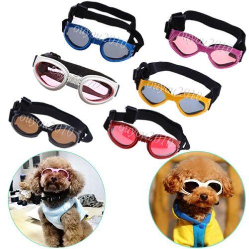 Fashion-Pet-Dog-Cat-Doggles-Goggle-UV-Sunglasses-Eye-Wear-Protection-Six-Colours