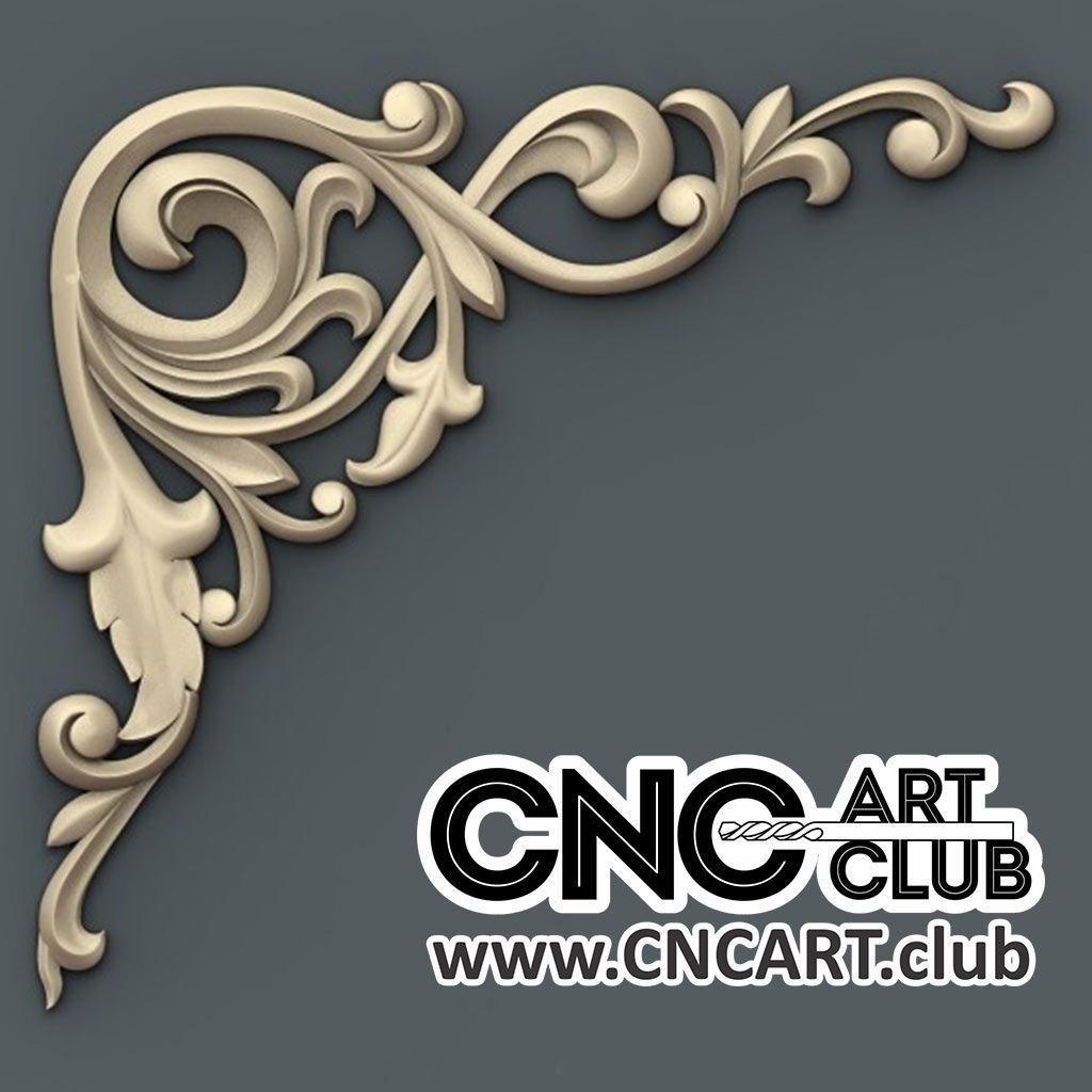 Corner 1015 Download Decorative Designs For Cnc