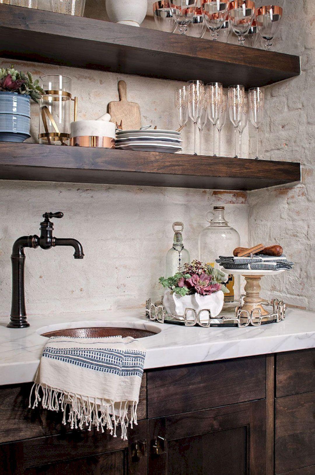 Awesome farmhouse kitchen design ideas butler pantry