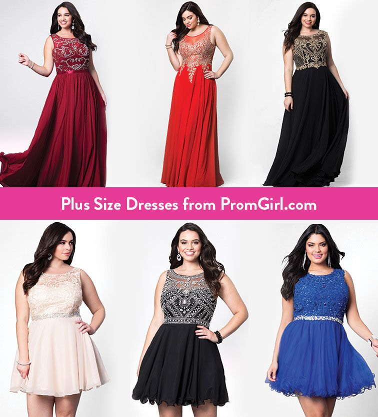 Shine like a Prom goddess in one of our amazing Prom 2017 Plus ...
