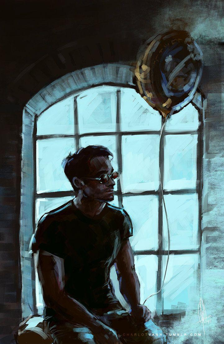 Sad Matt by charlotvanh