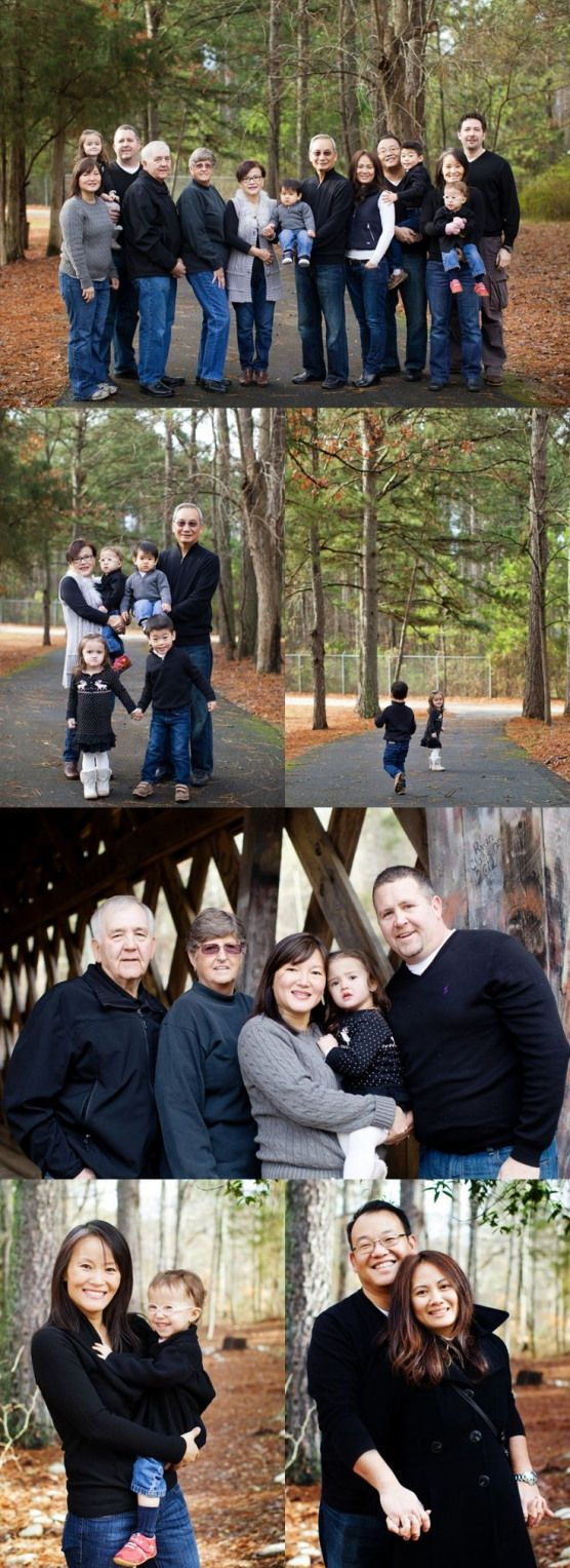 Lovely Large Family Photography Ideas #familyphotography #family #photography #christmas #extendedfamilyphotography