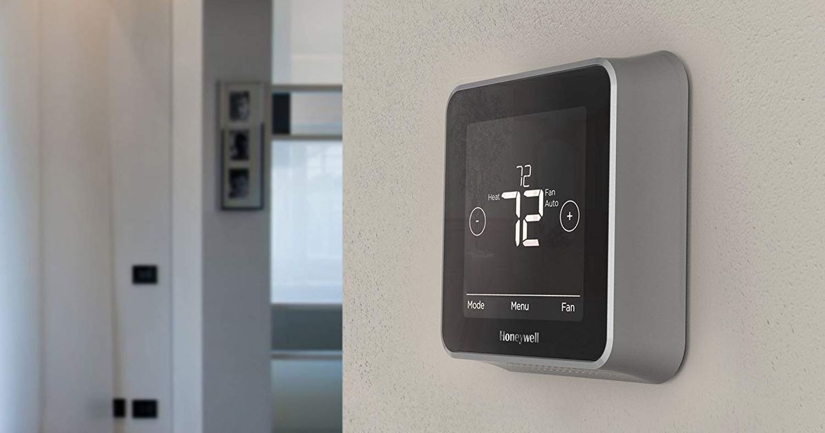 This Smart And Cheap Honeywell Home Thermostat Proves You Don T Need Nest Smart Thermostats Thermostat Home Thermostat