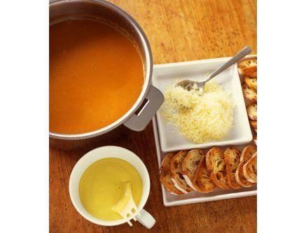 ★おいしい!楽しい!健康!レシピ★ 濃厚なうまみたっぷり。フランス風魚のスープ。レシピ