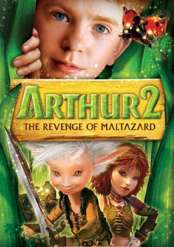 arthur et la vengeance de maltazard le film