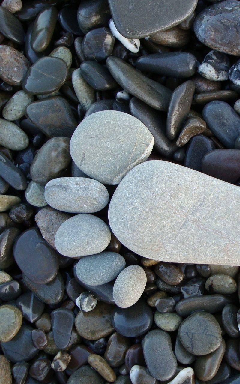 Wallpaper Stones Pebbles Foot Samsung Galaxy S4 Mini Stone Pebbles