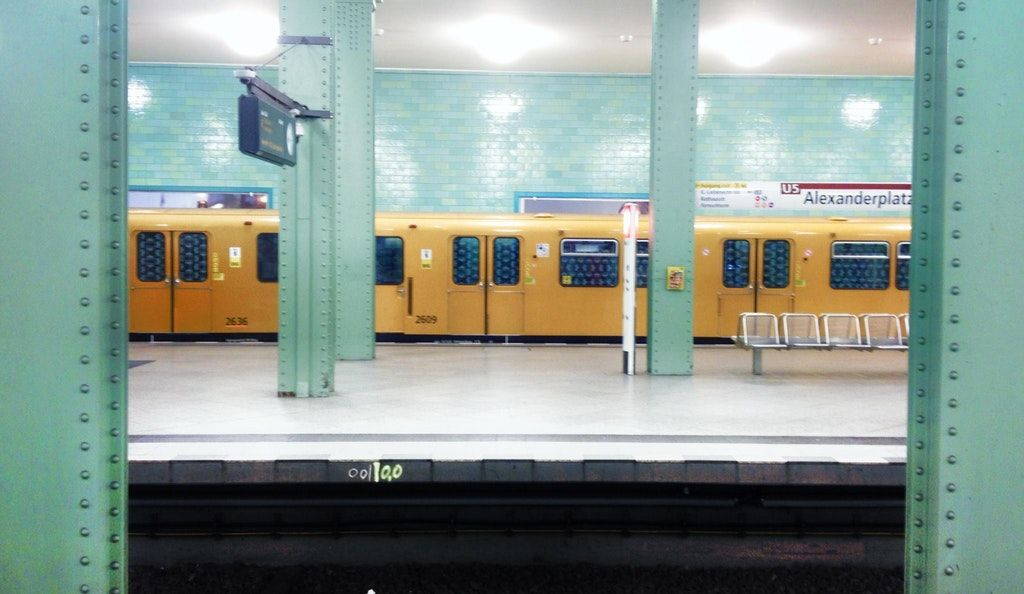 Alexanderplatz Station Berlin Accidentalwesanderson Accidental Wes Anderson Architecture Set Wes Anderson Aesthetic