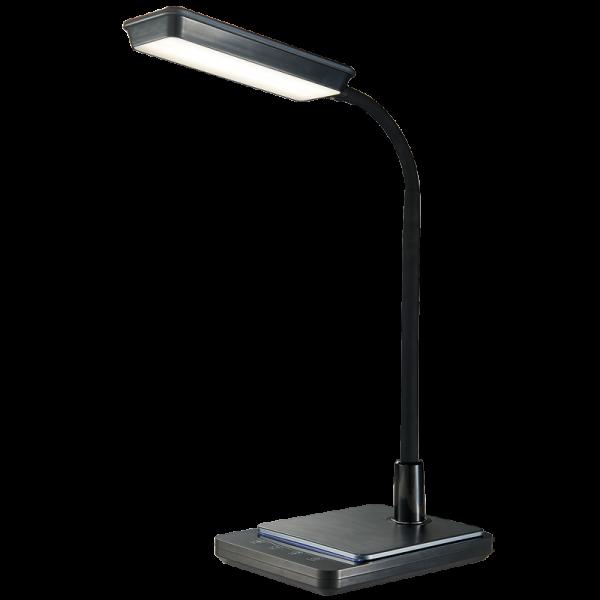 Led Desk Lamp 8w Colour Adjustable Goose Neck Dimmable In 2020 Led Desk Lamp Desk Lamp Lamp