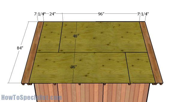 10 10 Gable Shed Roof Plans Shed Plans 10x10 Shed Plans Diy Shed Plans