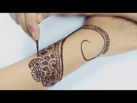 Henna Mehndi S : Exclusive bridal henna mehndi design mehendi designs tutorial