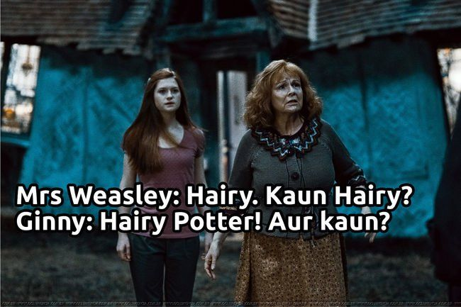 20 Epic Harry Potter Dialogues In Hindi Harry Potter Dialogues Harry Potter Potter