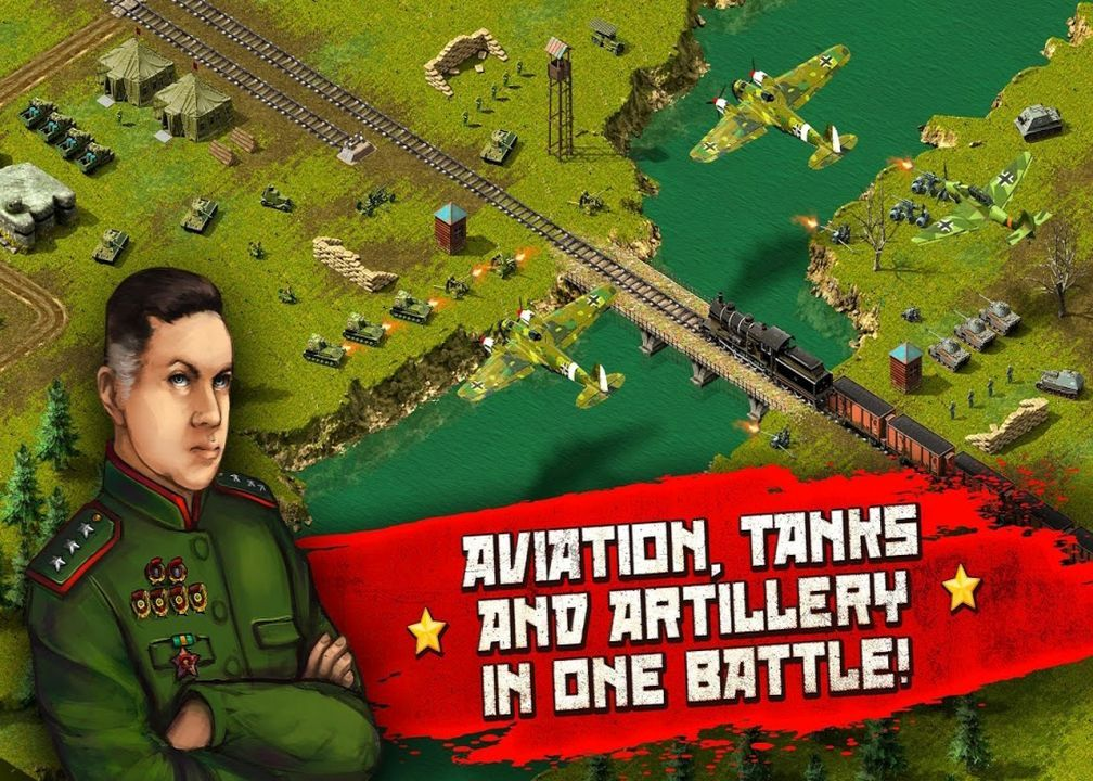 Second World War Real Time Strategy Game Money Mod Download Apk Real Time Strategy Real Time Strategy Game World War Two