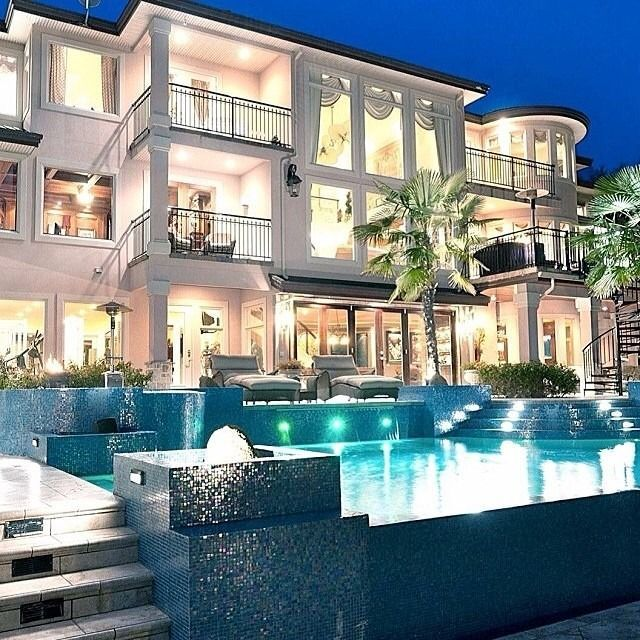 Awesome Luxury Home Picture See More Mansion Homes At Http Mansion Homes Com Mansions Mansions Homes Beachfront House