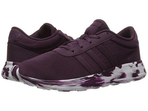 save off de01e 3dd7a adidas Lite Racer MerlotWhite - 6pm.com  New Me!  Pinterest  Adidas,  Shoe bag and Shorts