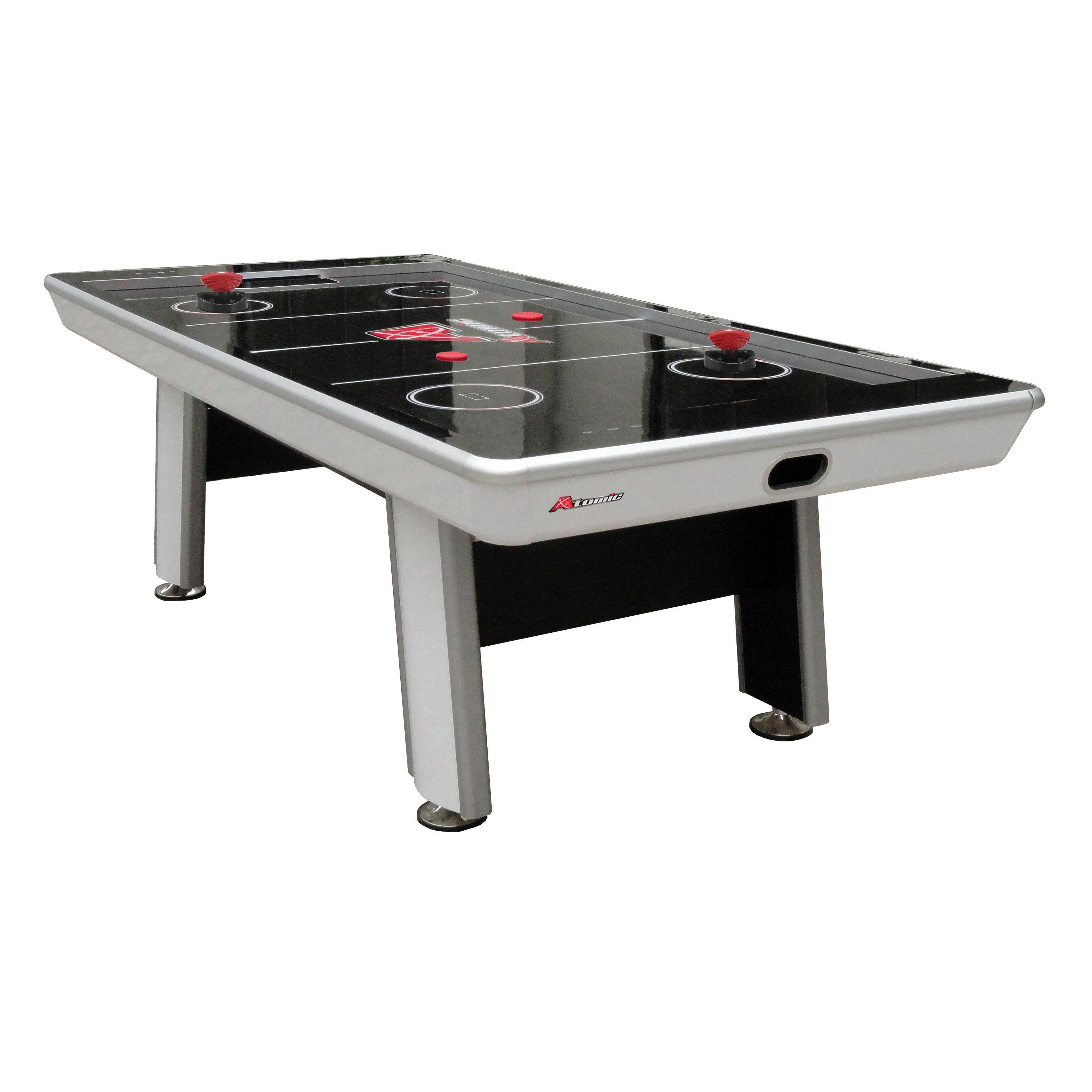 Atomic Avenger 8 Ft Air Hockey Table Www Hayneedle Com Air Hockey Air Hockey Table Air Hockey Tables