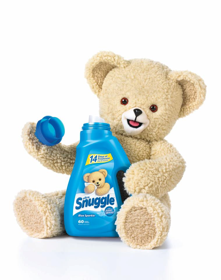 Original Snuggle Bear | Save $2 on Snuggle dryer sheets WUB ...