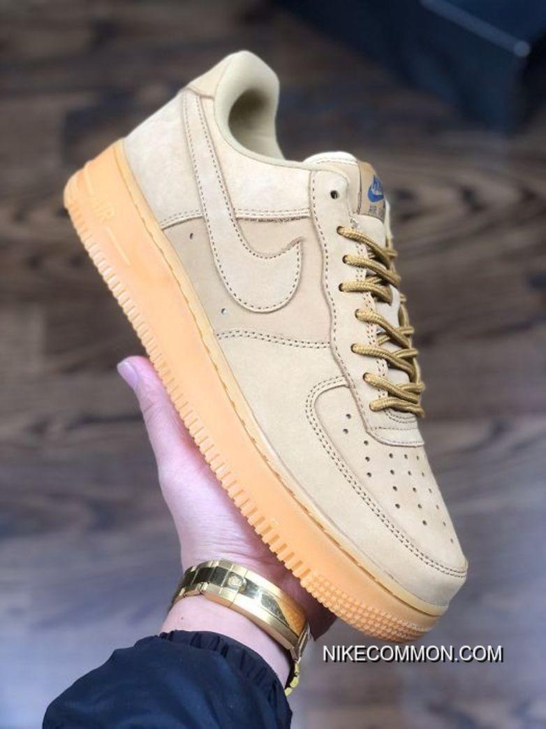 New Style Men Nike Air Force 1 Basketball Shoe SKU:94245 395