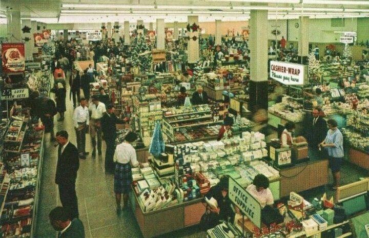 Woolworth Store Inside Vintage Woolworth S Kodak