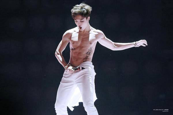 BTS Jimin Mama 2014