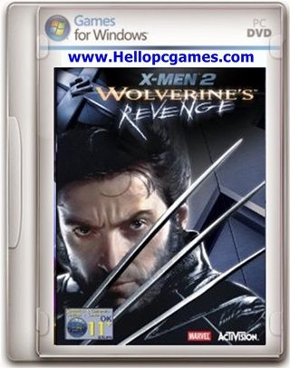 X Men 2 Wolverine S Revenge Game Free Download Full Version For Pc Revenge Wolverines Ps2 Games